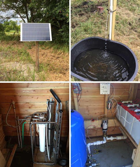 Horse Equine Water Filters & Livestock Water Purification